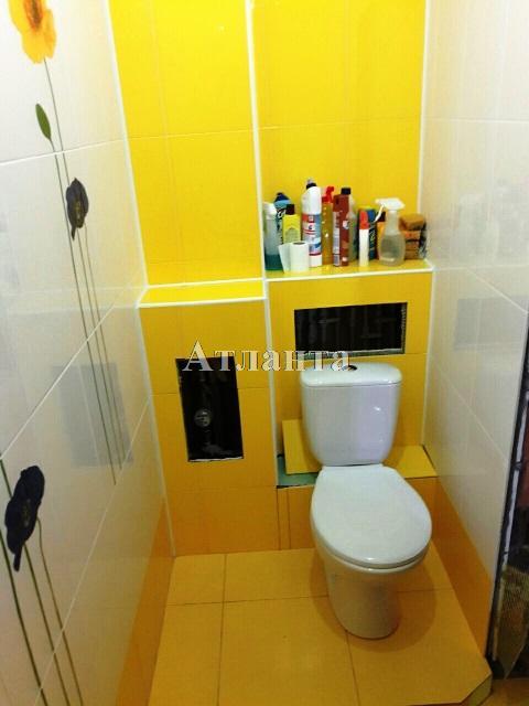 Продается 2-комнатная квартира в новострое на ул. Фонтанская Дор. — 110 000 у.е. (фото №14)