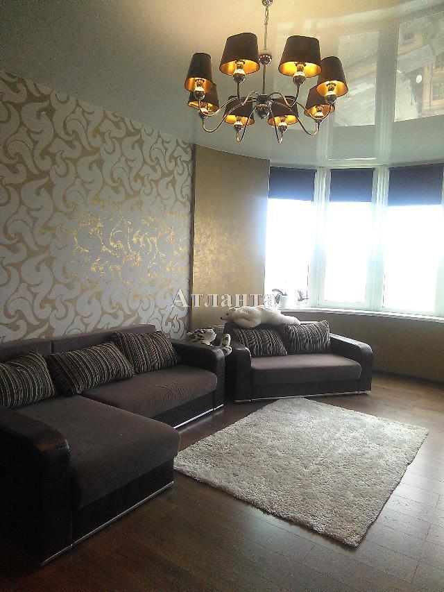 Продается 2-комнатная квартира в новострое на ул. Пантелеймоновская — 96 500 у.е.