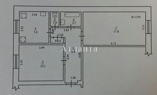Продается 1-комнатная квартира на ул. Фабричная — 10 000 у.е.
