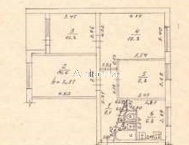 Продается 4-комнатная квартира на ул. Рихтера Святослава — 52 000 у.е. (фото №5)