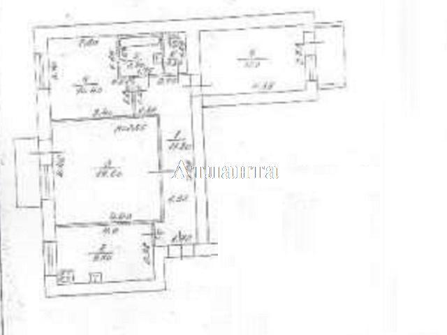 Продается 3-комнатная квартира на ул. Малиновского Марш. — 60 000 у.е. (фото №7)
