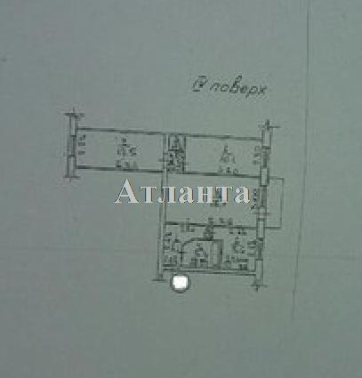Продается 3-комнатная квартира на ул. Комарова — 44 000 у.е. (фото №6)