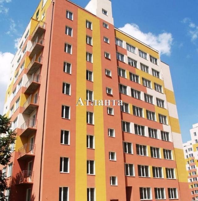 Продается 1-комнатная квартира в новострое на ул. Плиева Ген. — 25 000 у.е.