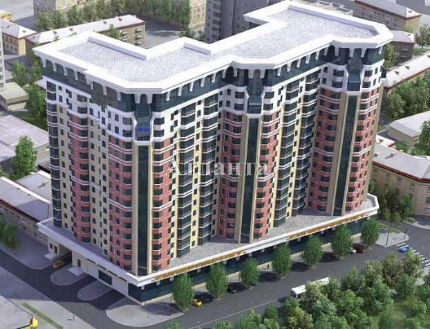 Продается 1-комнатная квартира в новострое на ул. Разумовская — 42 500 у.е. (фото №2)