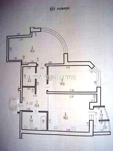Продается 2-комнатная квартира в новострое на ул. Маршала Говорова — 83 000 у.е. (фото №3)
