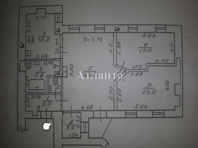 Продается 3-комнатная квартира на ул. Греческая — 180 000 у.е. (фото №11)