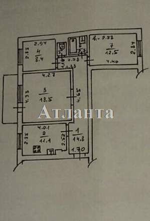 Продается 3-комнатная квартира на ул. Рихтера Святослава — 58 000 у.е. (фото №9)