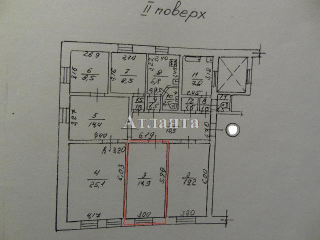 Продается 1-комнатная квартира на ул. 10 Апреля — 15 000 у.е. (фото №7)