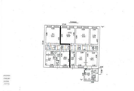 Продается 7-комнатная квартира на ул. Мечникова — 145 000 у.е. (фото №9)