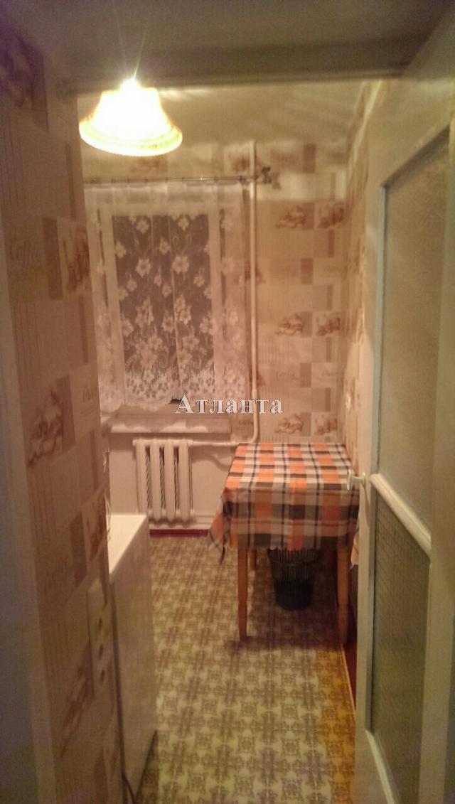 Продается 1-комнатная квартира на ул. Заболотного Ак. — 18 000 у.е. (фото №2)