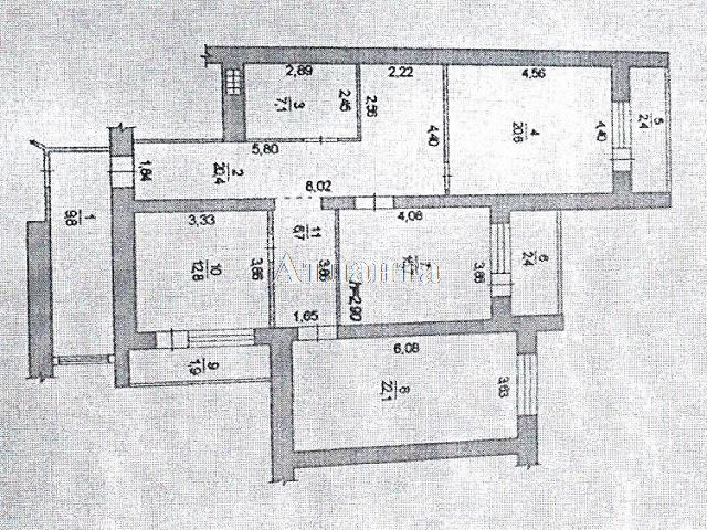 Продается 3-комнатная квартира в новострое на ул. Академика Вильямса — 85 000 у.е.