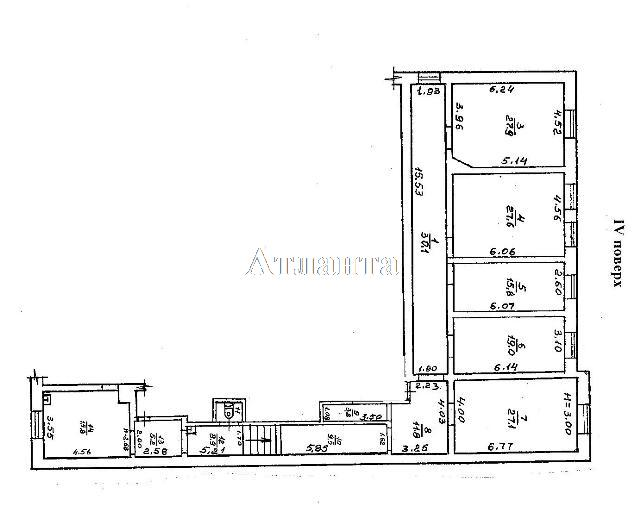 Продается 5-комнатная квартира на ул. Екатерининская — 200 000 у.е.