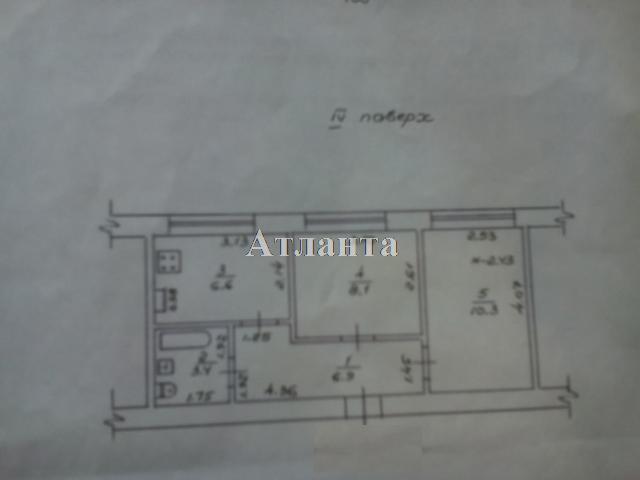 Продается 2-комнатная квартира на ул. Тираспольское Шоссе — 30 000 у.е. (фото №9)