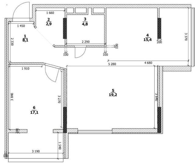 Продается 2-комнатная квартира на ул. Жм Дружный — 50 000 у.е. (фото №11)
