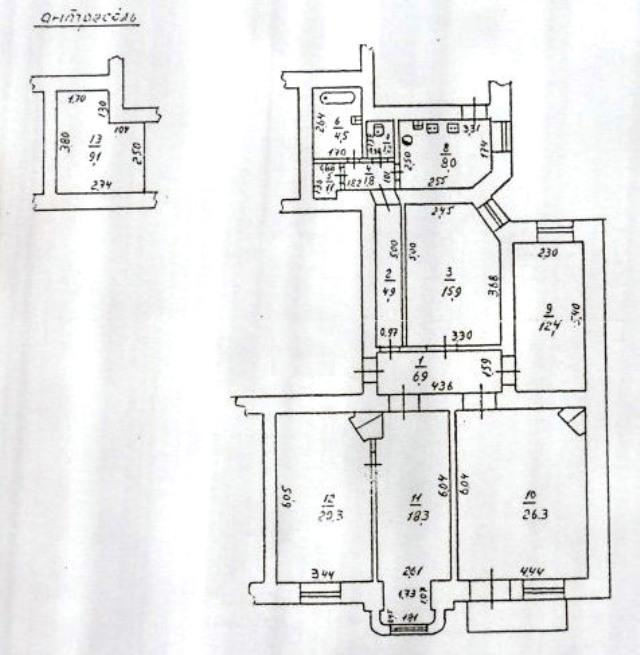 Продается 5-комнатная квартира на ул. Преображенская — 160 000 у.е. (фото №4)