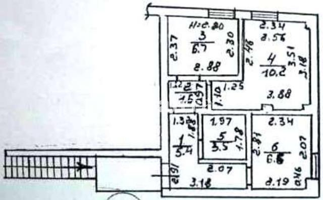 Продается 2-комнатная квартира на ул. Ризовская — 24 000 у.е. (фото №4)