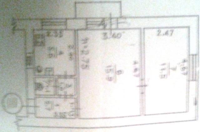 Продается 2-комнатная квартира на ул. Швыгина Ген. — 27 000 у.е.