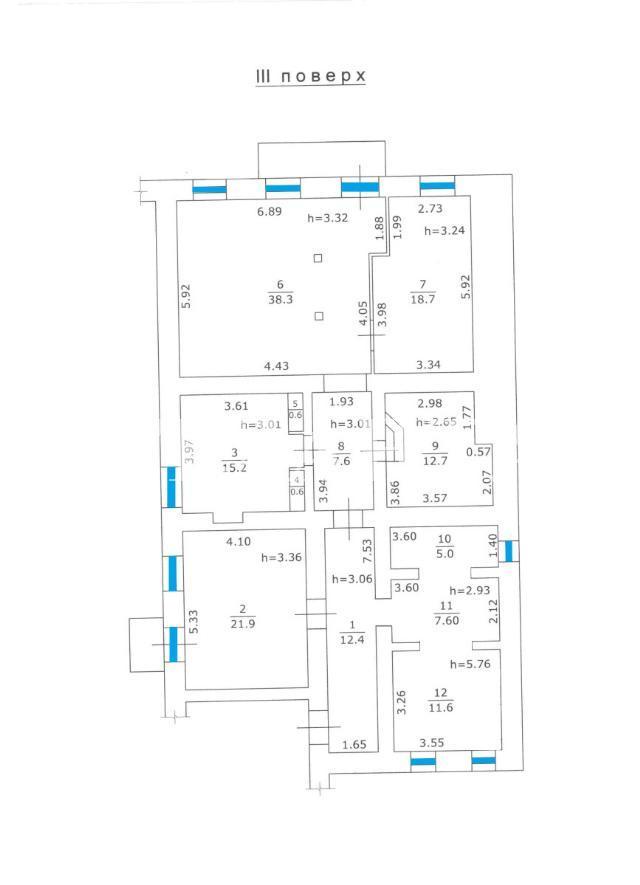 Продается 3-комнатная квартира на ул. Большая Арнаутская — 115 000 у.е. (фото №8)