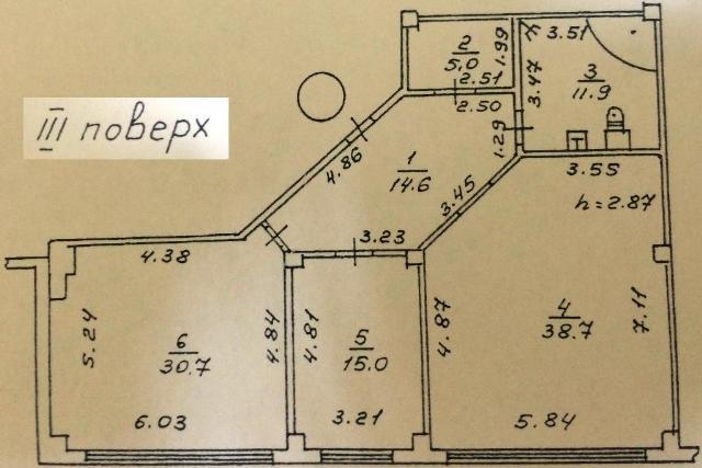 Продается 3-комнатная квартира на ул. Франко Ивана — 127 000 у.е. (фото №5)
