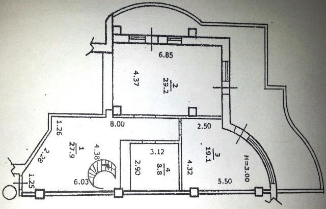 Продается Многоуровневая квартира на ул. Проспект Шевченко — 400 000 у.е. (фото №15)