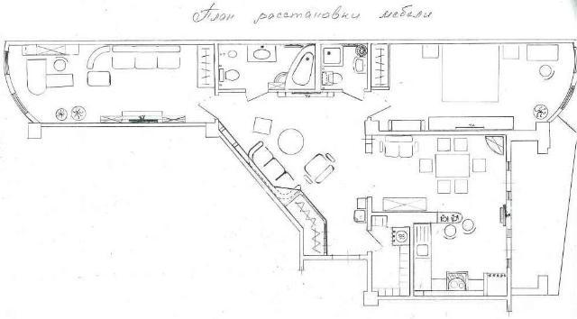 Продается 2-комнатная квартира на ул. Военный Сп. — 180 000 у.е. (фото №13)
