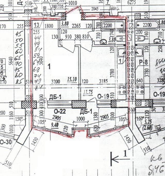 Продается 1-комнатная квартира в новострое на ул. Испанский Пер. — 27 000 у.е. (фото №4)