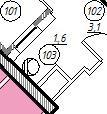 Продается 1-комнатная квартира в новострое на ул. Проценко — 37 000 у.е. (фото №6)