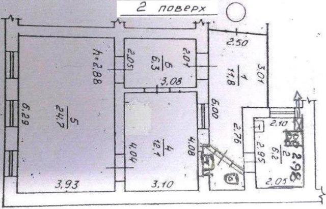 Продается 2-комнатная квартира на ул. Интернациональный Пер. — 32 000 у.е. (фото №10)