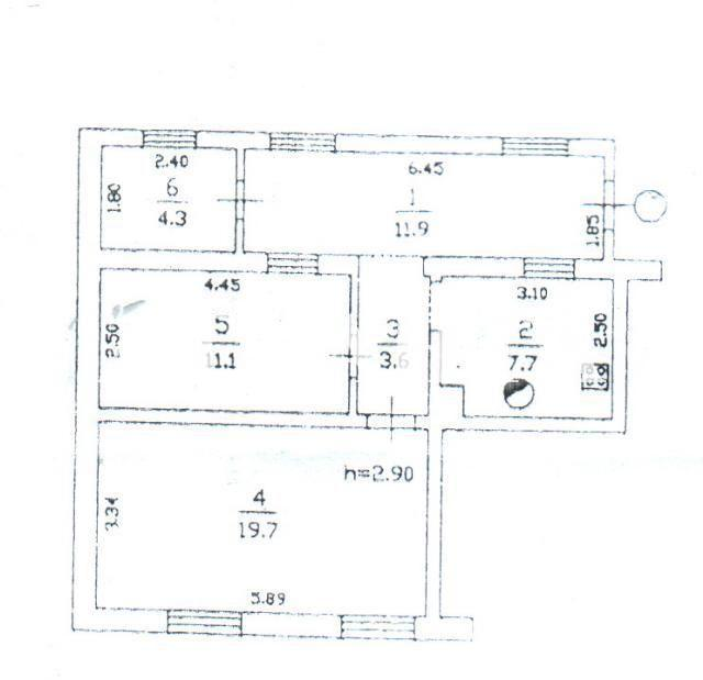 Продается 2-комнатная квартира на ул. Старопортофранковская — 45 000 у.е. (фото №10)