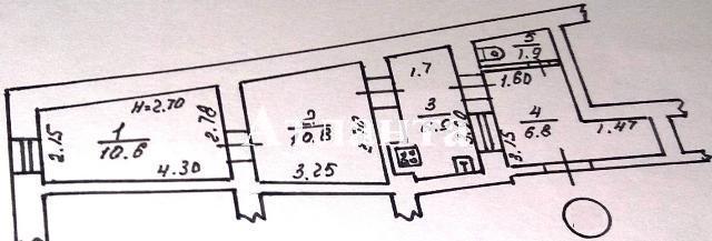 Продается 2-комнатная квартира на ул. Староконный Пер. — 30 000 у.е. (фото №7)