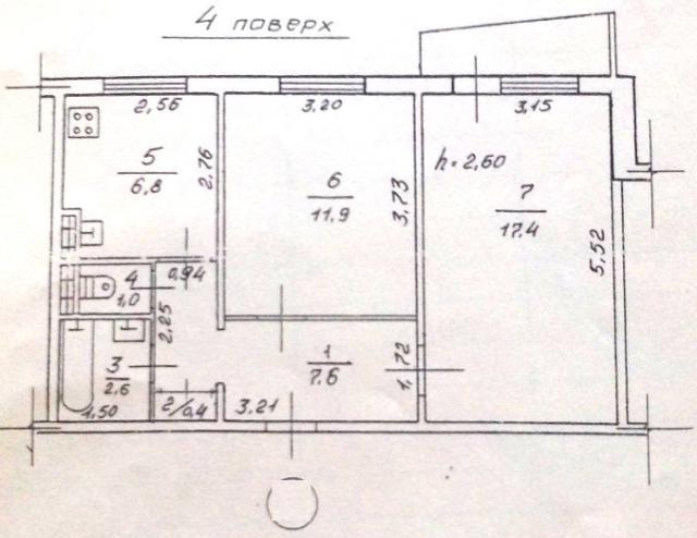 Продается 2-комнатная квартира на ул. Балковская — 45 000 у.е. (фото №15)