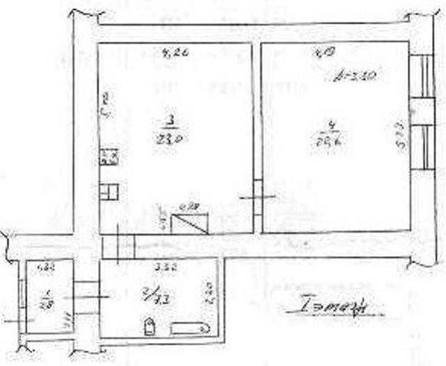 Продается 2-комнатная квартира на ул. Польская — 50 000 у.е. (фото №13)