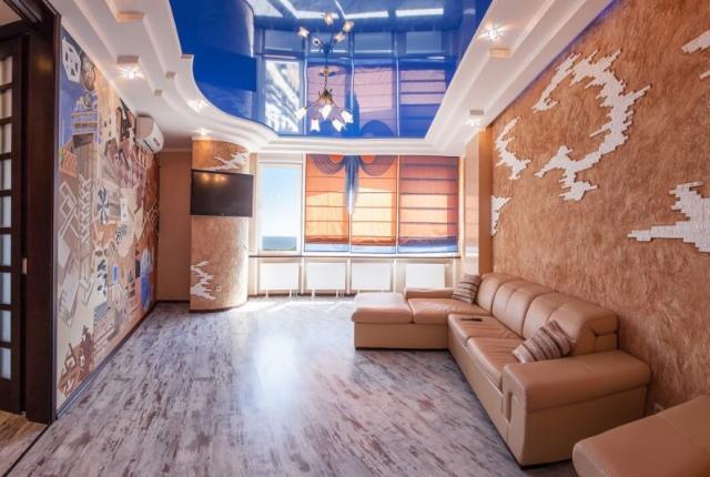 Продается 2-комнатная квартира в новострое на ул. Генуэзская — 210 000 у.е.