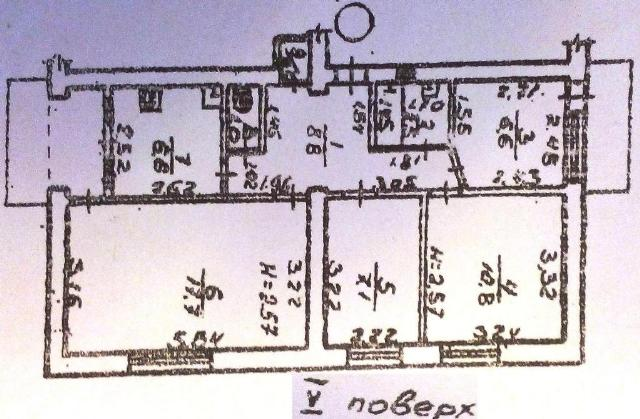 Продается 4-комнатная квартира на ул. Академика Глушко — 45 000 у.е.