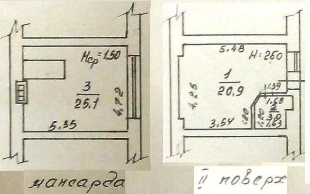 Продается 1-комнатная квартира на ул. Садовая — 55 000 у.е.
