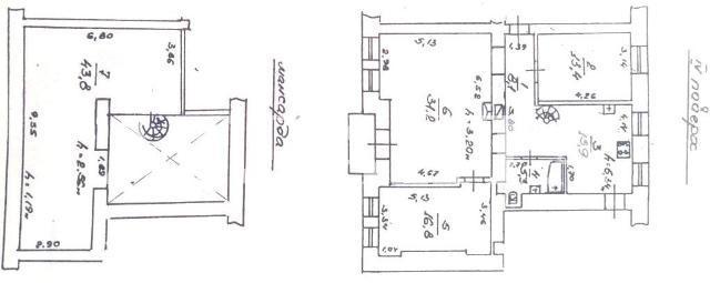 Продается 4-комнатная квартира на ул. Пантелеймоновская — 150 000 у.е. (фото №6)