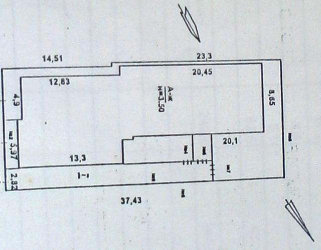Продается 2-комнатная квартира на ул. Проектируемая 1-Я — 38 000 у.е. (фото №5)