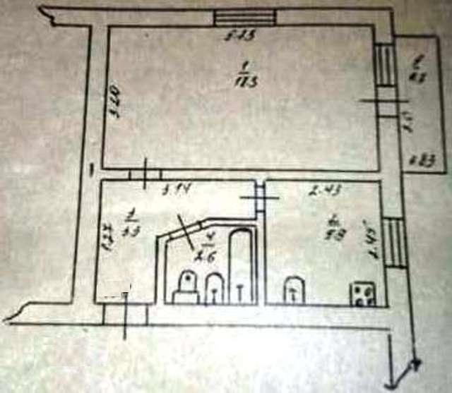 Продается 1-комнатная квартира на ул. Французский Бул. — 36 500 у.е. (фото №4)