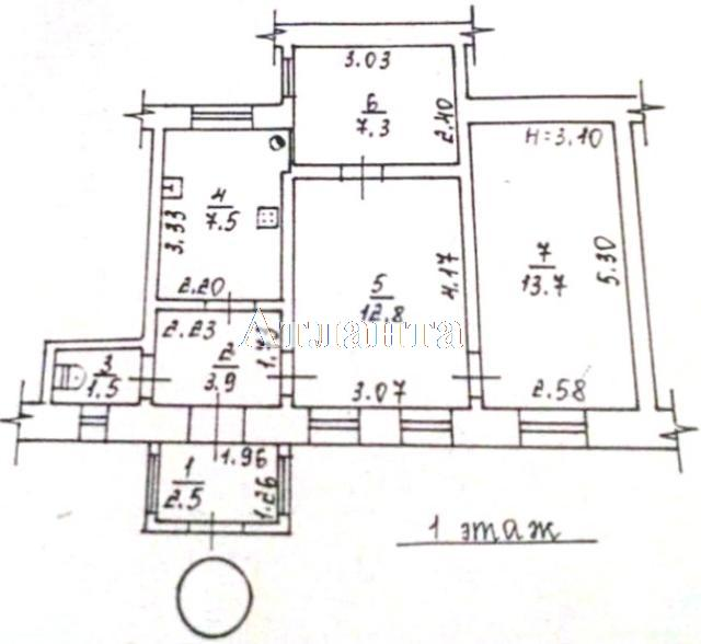 Продается 3-комнатная квартира на ул. Канатная — 47 000 у.е. (фото №10)
