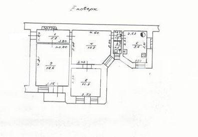 Продается 3-комнатная квартира на ул. Пантелеймоновская — 55 000 у.е. (фото №6)