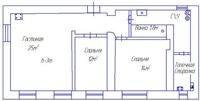 Продается 3-комнатная квартира на ул. Сеченова Пер. — 62 000 у.е. (фото №13)
