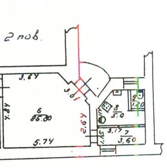 Продается 1-комнатная квартира на ул. Ришельевская — 50 000 у.е. (фото №6)