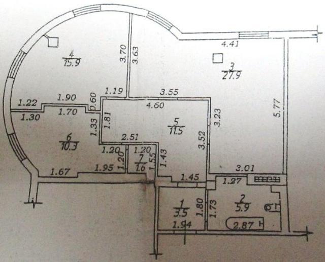 Продается 2-комнатная квартира на ул. Екатерининская — 78 000 у.е. (фото №5)