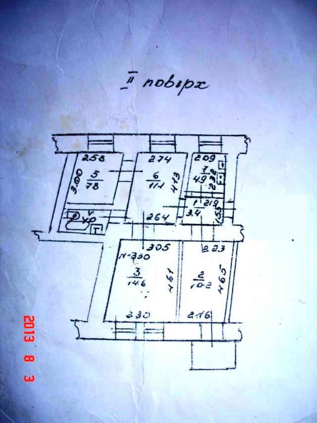 Продается 4-комнатная квартира на ул. Хмельницкого Богдана — 55 000 у.е. (фото №10)
