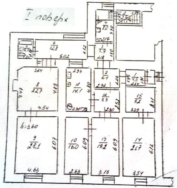 Продается 5-комнатная квартира на ул. Осипова — 150 000 у.е. (фото №14)