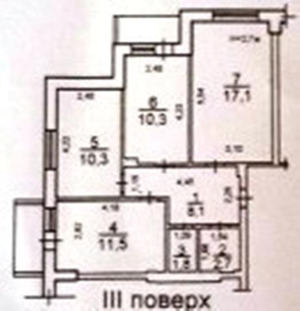 Продается 3-комнатная квартира в новострое на ул. Проездная — 49 000 у.е. (фото №14)
