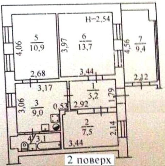 Продается 3-комнатная квартира на ул. Дерибасовская — 57 000 у.е. (фото №7)