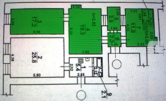 Продается 1-комнатная квартира на ул. Пастера — 28 000 у.е.