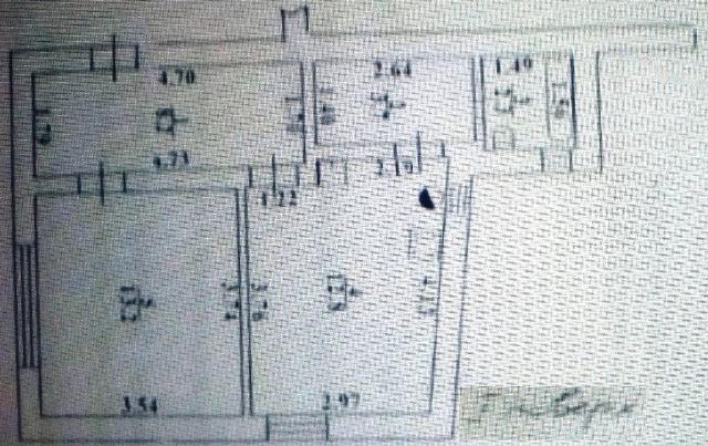 Продается 3-комнатная квартира на ул. Разумовская — 40 000 у.е. (фото №4)