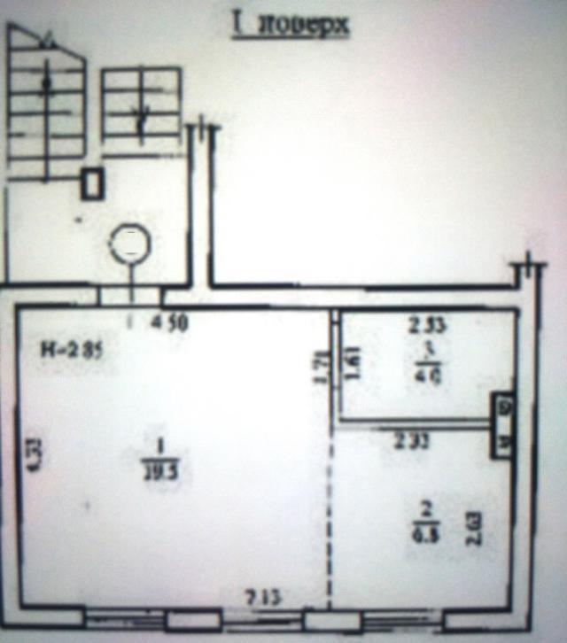 Продается 2-комнатная квартира на ул. Церковная — 18 000 у.е. (фото №2)